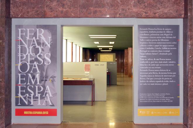 exposicion Pessoa en España