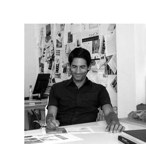 Arquiteco.  Autor de Proyectos Encontrados.  Arquitecturas de la alteración y el desvelo.  Recolectores Urbanos Editorial